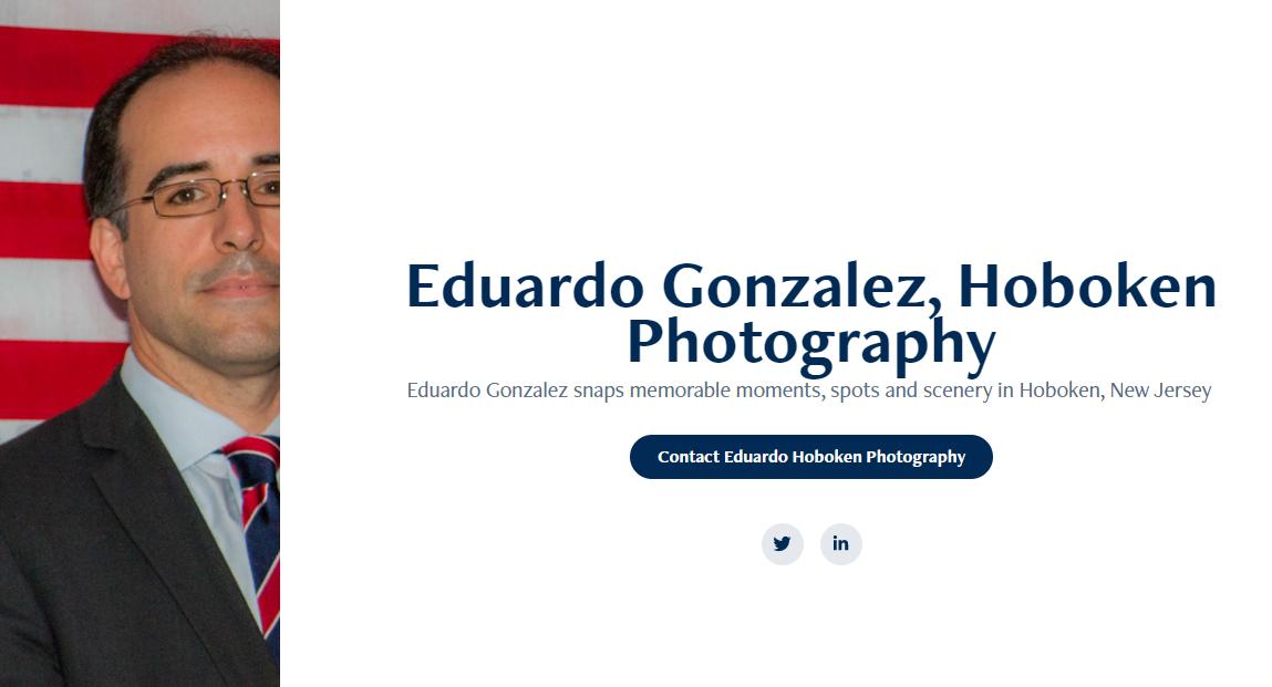 About Hoboken, New Jersey Qualitative Development Eduardo Gonzalez